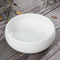 易信 劲玉瓷陶瓷茶洗白瓷洗茶碗功夫茶洗茶具配件杯洗 TF-5706