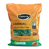 Comvita 康维他 麦卢卡蜂蜜硬糖(薄荷味)500g(新西兰进口)