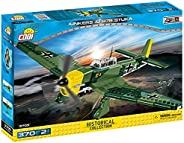 COBI Historical Collection Junkers JU 87B Stuka 飞机