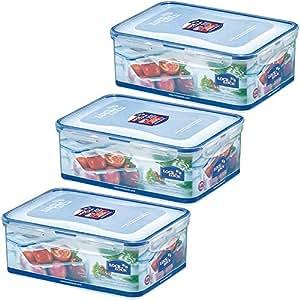 Lock & LOCK 食品保鲜盒–矩形