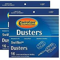 可兼容的 Swiffer 无香型掸子补充剂 32 Dusters