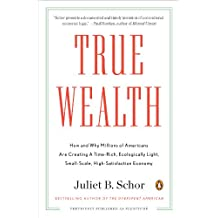 True Wealth: How and Why Millions of Americans Are Creating a Time-Rich, Ecologically Light, Small-Scale, High-Satisfaction Economy (English Edition)
