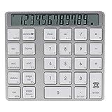 XtremeMac XM Keyboard Keypad 自动 黑色XMNUMBTCAL Bluetooth Keyboard with Numerical Keypad