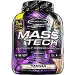 MuscleTech麥斯泰克 肌肉科技粉 香草味 7磅 (3.18千克)