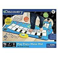 Merchsource Discovery 儿童玩具钢琴内置歌曲舞垫