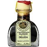 Mussini 30 年意大利黑醋, Delizia, 2.39 盎司(70.7 毫升)玻璃瓶装