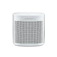 Bose SoundLink Color 蓝牙扬声器 II-白色