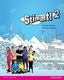 """Stimmt! 2 Pupil Book (English Edition)"",作者:[Hawkes, Rachel, Spencer, Michael]"