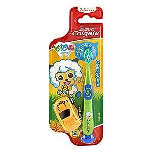 Colgate 高露洁 妙妙刷儿童牙刷(2-5岁)(赠品拼图、飞行棋、小车玩具等随机发货)