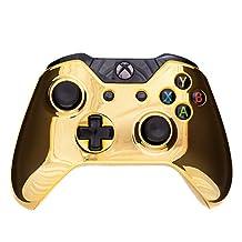 控制器 - 镀铬金版(Xbox One)