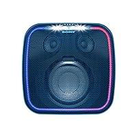 索尼 SRS-XB501G 便携式蓝牙音箱(喷水和防尘、超低音、派对照明、16 小时电池)SRSXB501GL.EU8