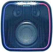 索尼 SRS-XB501G 便攜式藍牙音箱(噴水和防塵、超低音、派對照明、16 小時電池)SRSXB501GL.EU8