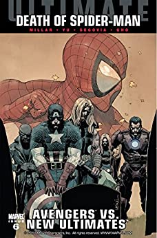 """Ultimate Comics Avengers vs. New Ultimates #6 (of 6) (English Edition)"",作者:[Millar, Mark]"