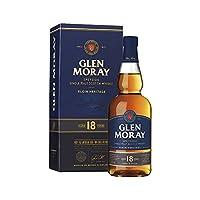 Glen Moray 格兰莫雷 斯佩塞单一麦芽威士忌18年陈酿700ml