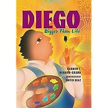Diego: Bigger Than Life (English Edition)