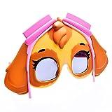 Sun-Staches 狗狗巡逻队 - Skye 角色太阳镜,即时服装,派对用品,UV400