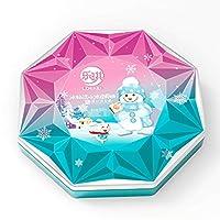 乐琪-冰钻流心冰皮月饼-月饼礼盒-800g