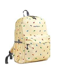 杰华德 JW背包系列 中性 时尚休闲学院防水双肩包 JW-100(亚马逊自营商品, 由供应商配送)