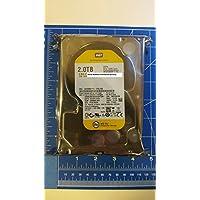 Western Digital HDD WD2000FYYZ 企業 2TB SATA 6Gb/s 7200rpm 64MB 緩存裸機驅動器 (WD2000FYYZ)