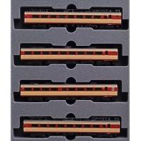 Kato N軌距 489系 急行 能登 加掛 4節車廂套組 10-819 鐵道模型 電車