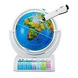 Oregon Scientific SG338RX 智能地球地图,带智能笔