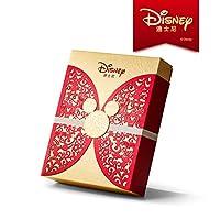 Disney 迪士尼年货礼盒 曲奇饼干牛轧糖年货零食大礼包