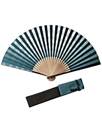 Hakuchikudo(Hakuchikudo) 市松现代扇子套装 (共2种)