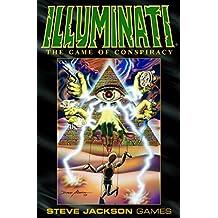 Steve Jackson Games Illuminati