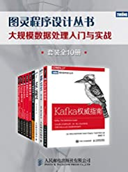 图灵程序设计丛书:大规模数据处理入门与实战(套装全10册)【图灵出品!一套囊括SQL、Python、Spark、Hadoop、Kafka、Flink的数据科学的实用指南!大数据时代的实战宝典!】