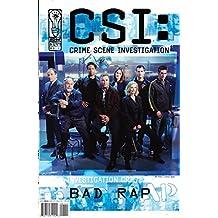 CSI: Bad Rap #1 (English Edition)