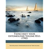 Tijdschrift Voor Entomologie Volume 85.D. (1942)