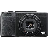 RICOH/理光 GR II 大型传感器的高端便携式数码照相机 送相机包+16G卡+LCD保护屏