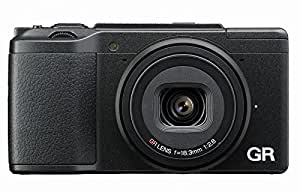 RICOH/理光 GR II 大型传感器的高端便携式数码照相机