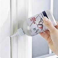 环保瓷砖美缝剂白色防霉地砖填缝剂勾缝剂地板砖专用工具补缝剂 (2瓶)