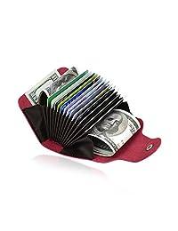 信用卡收纳袋 钱包 小钱袋 真皮 迷你钱包 男女通用