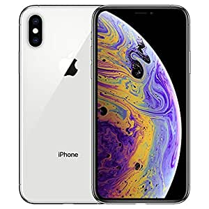 【2018新款】Apple 苹果 iPhone XS Max 512GB 银色 6.5英寸 移动联通电信4G手机 双卡双待 MT782CH/A