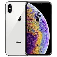 【2018新款】Apple 苹果 iPhone XS 256GB 银色 5.8英寸 移动联通电信4G手机 MT9U2CH/A