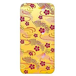 智能手机壳 TPU 印刷 对应多种机型 cw-741top 套 花朵图案 花 日式图案 UV印刷 软壳WN-PR437175 Galaxy S7 edge SC-02H 图案 A