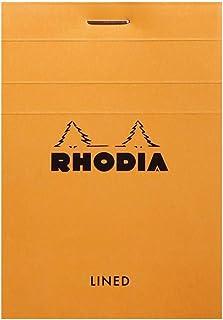 RHODIA 罗地亚 法国 经典上翻笔记本 橙色 N11横线 11600