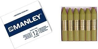 MANLEY 74 – 蜡笔,12支