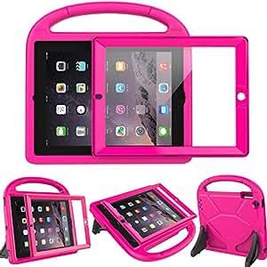 适用于 ipad 2 3 4 儿童保护套 - 内置屏幕保护膜QLN0232-1 for iPad 2 3 4 Tablet