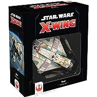 Fantasy Flight Games FFGSWZ49 Star Wars X-Wing *二版:幽灵扩展包,混合颜色