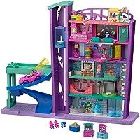 Polly Pocket Pollyville Mega Mall Super Pack [亚马逊*销售]