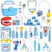 Fun Little Toys 31 件装套装 - 儿童角色扮演装扮游戏套装