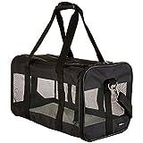 AmazonBasics Soft-Sided Pet Travel Carrier 大