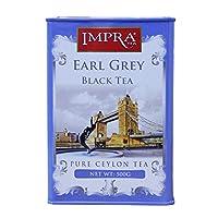 IMPRA 英伯伦 格雷伯爵调味茶 大叶红茶 500g(斯里兰卡进口)