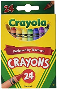 Crayola 52–302424件装蜡笔