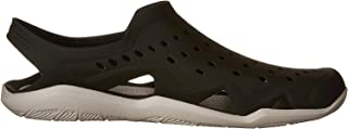 Crocs 卡骆驰 男式 Swiftwater Wave M凉鞋