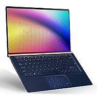 ASUS ZenBook 13 超薄耐用笔记本电脑13.3英寸FHD Wideview,英特尔酷睿i7-8565U高达4.6GHz,16GB内存,512GB PCIe SSD + TPM安全芯片,数字键盘,Windows 10专业版 - UX333FA-AB77,皇家蓝