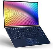 ASUS ZenBook 13 超薄耐用笔记本电脑13.3英寸FHD Wideview,英特尔酷睿i7-8565U高达4.6GHz,16GB内存,512GB PCIe SSD + TPM安全芯片,数字键盘,Windows